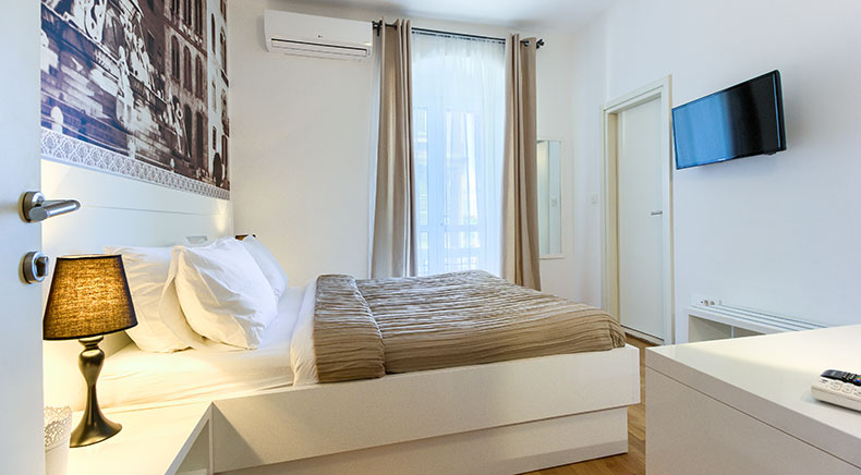 Split Urban Rooms accommodation - excellent location with affordable prices
